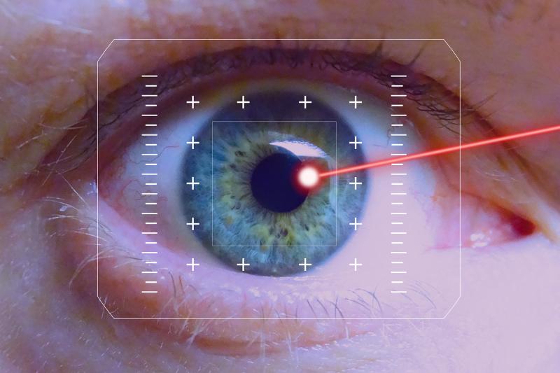 operace očí, laser, oční laser, krátkozrakost, vetchozrakost