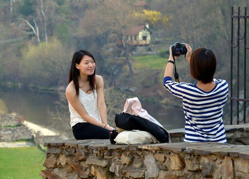 Japonka, štíhlá postava, zdraví, věk, dieta