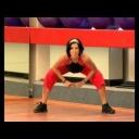 Pár cviků pro dlouhé, štíhlé nohy - lýtka - video
