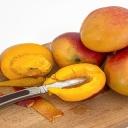 Krásná pleť po sójové kúře, kiwi, mangu a červené zelenině