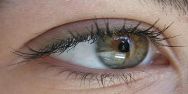 Oční choroby - šedý azelený zákal