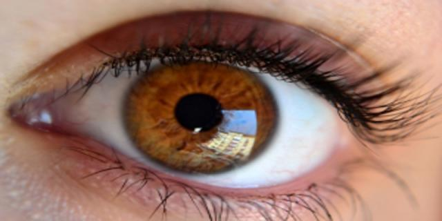 Práce upočítače unavuje oči, hlavně při nesprávném osvětlení aumístění monitoru